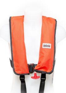 300N - Ohnmachtssichere Rettungsweste
