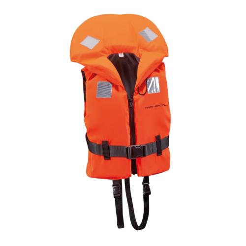 Kinder Schwimmweste Breeze von Marinepool - Kinder-Feststoff-Rettungsweste ISO Breeze 100N