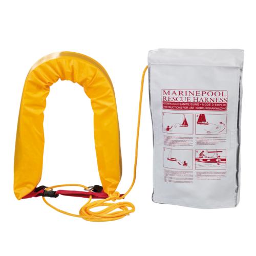 Marinepool Rescue System Rettungssystem Bergeschlaufe mit Wurfleine