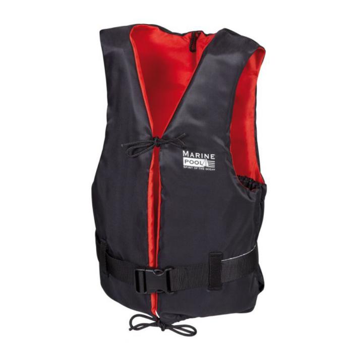 Marinepool Schwimmweste ISO Active Reversible 50N Rot/Schwarz